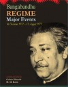 Bangabandhu REGIME Major Events